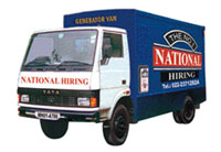 Sound Proof Generators Vans